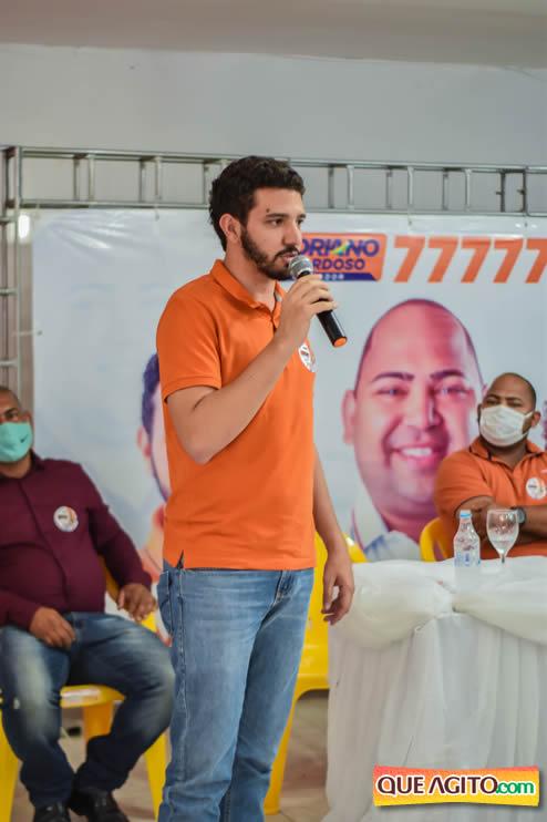 Adriano Cardoso anuncia candidatura a vereador de Eunápolis 42