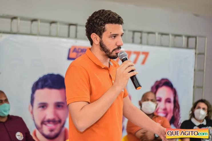 Adriano Cardoso anuncia candidatura a vereador de Eunápolis 45