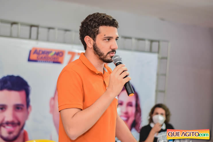 Adriano Cardoso anuncia candidatura a vereador de Eunápolis 43