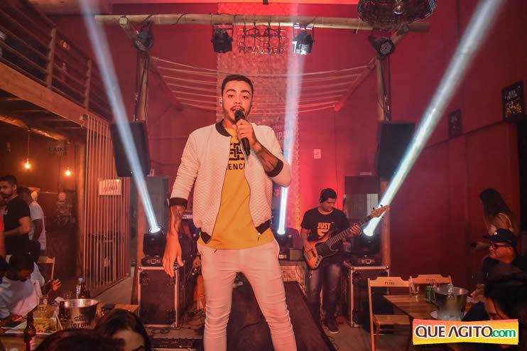 Julio Cardozzo retorna aos palcos e contagia público da Hot 54