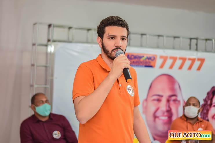 Adriano Cardoso anuncia candidatura a vereador de Eunápolis 46