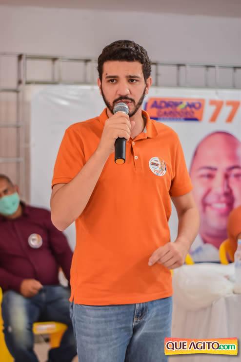 Adriano Cardoso anuncia candidatura a vereador de Eunápolis 47