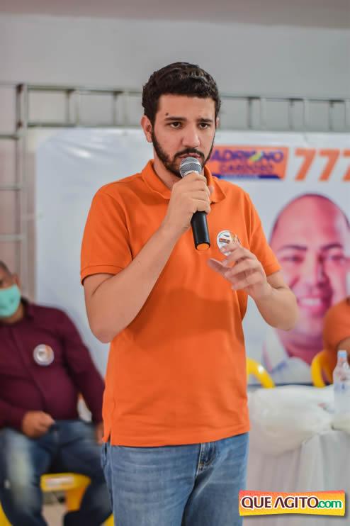 Adriano Cardoso anuncia candidatura a vereador de Eunápolis 44