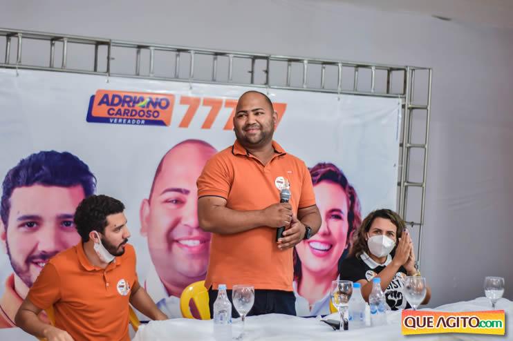 Adriano Cardoso anuncia candidatura a vereador de Eunápolis 49