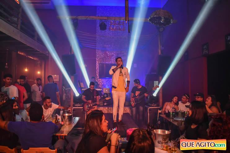 Julio Cardozzo retorna aos palcos e contagia público da Hot 55