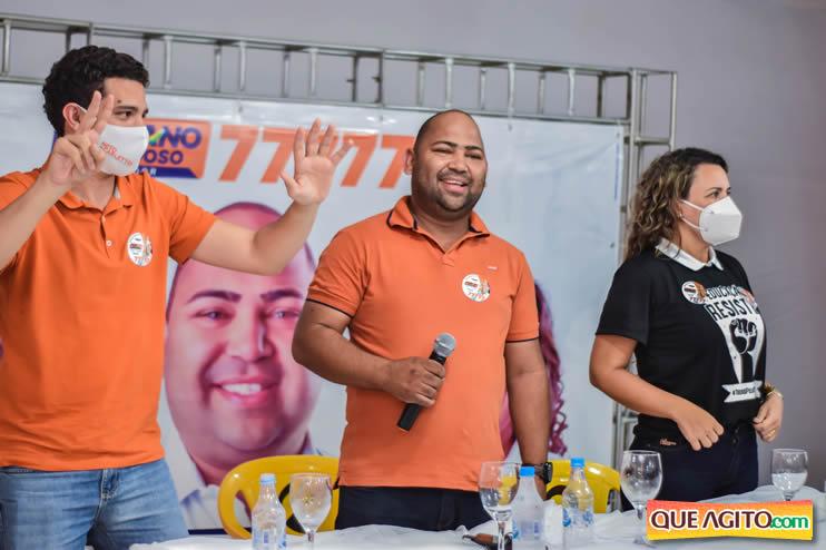 Adriano Cardoso anuncia candidatura a vereador de Eunápolis 53