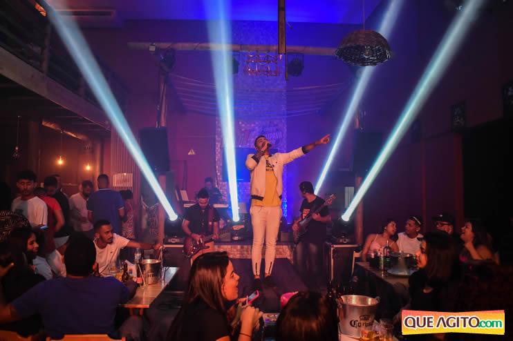 Julio Cardozzo retorna aos palcos e contagia público da Hot 61