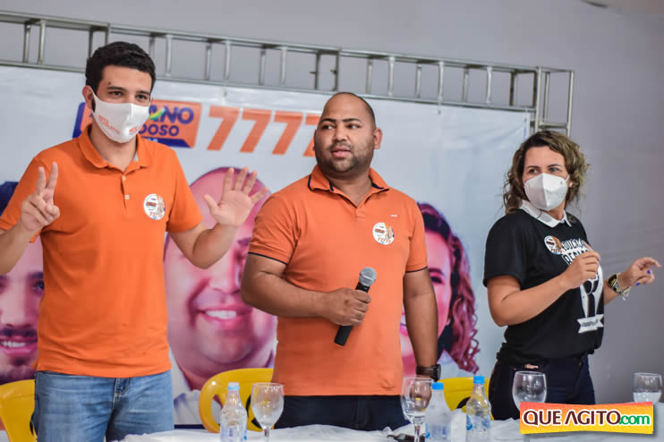Adriano Cardoso anuncia candidatura a vereador de Eunápolis 51