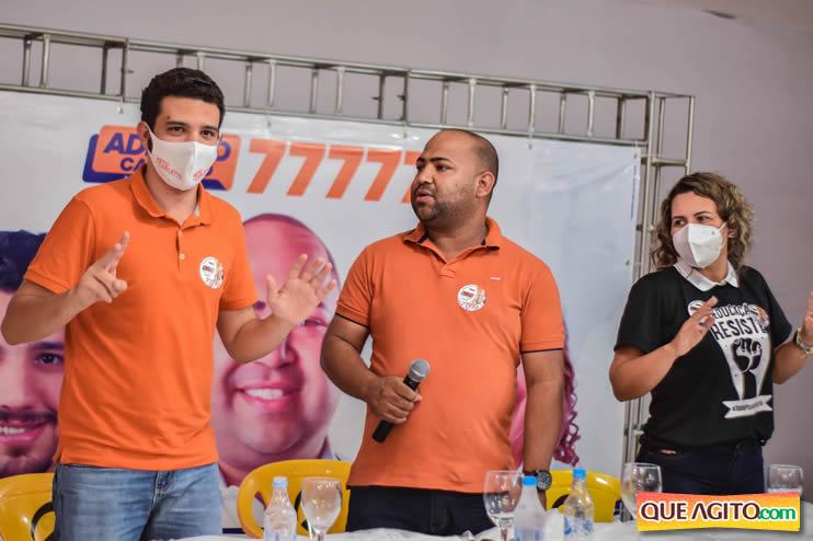 Adriano Cardoso anuncia candidatura a vereador de Eunápolis 54