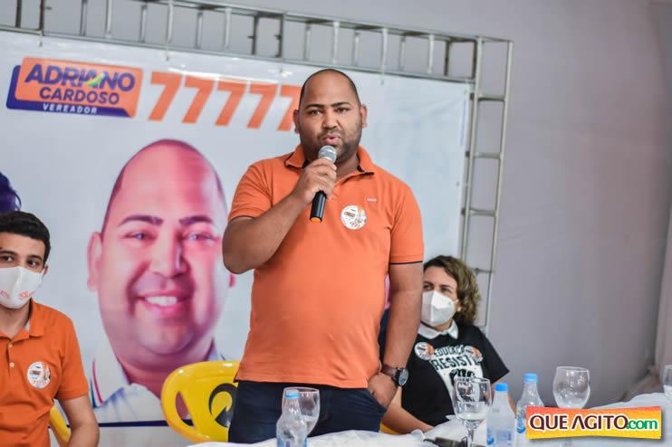 Adriano Cardoso anuncia candidatura a vereador de Eunápolis 20