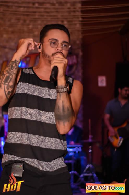 Eunápolis: Noite de sexta muito agitada com Júlio Cardozzo na Hot 75