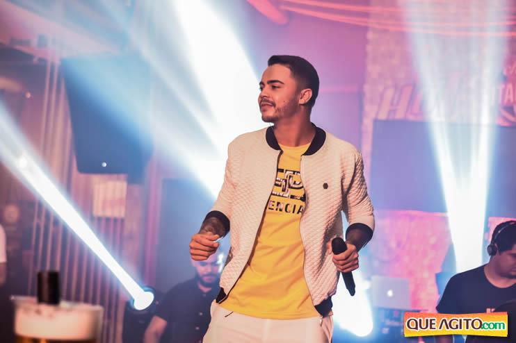 Julio Cardozzo retorna aos palcos e contagia público da Hot 76