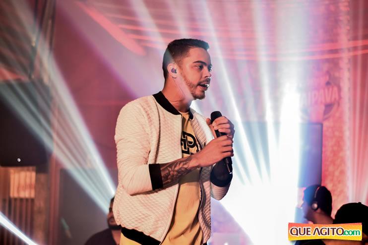 Julio Cardozzo retorna aos palcos e contagia público da Hot 81