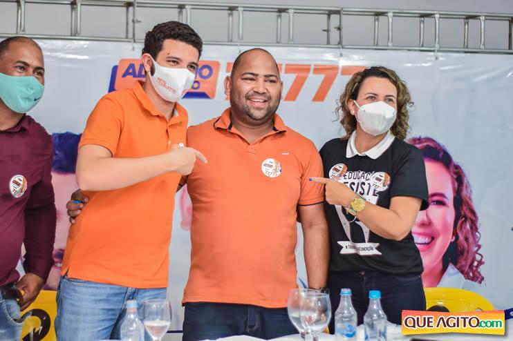 Adriano Cardoso anuncia candidatura a vereador de Eunápolis 83