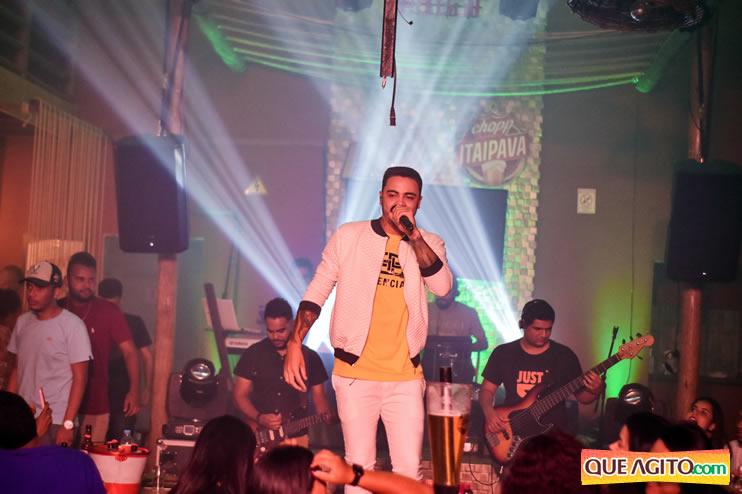 Julio Cardozzo retorna aos palcos e contagia público da Hot 89