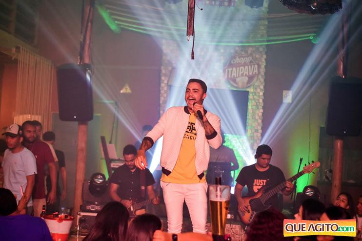 Julio Cardozzo retorna aos palcos e contagia público da Hot 95