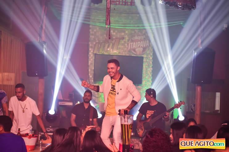 Julio Cardozzo retorna aos palcos e contagia público da Hot 91
