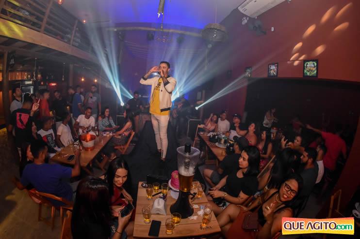 Julio Cardozzo retorna aos palcos e contagia público da Hot 93