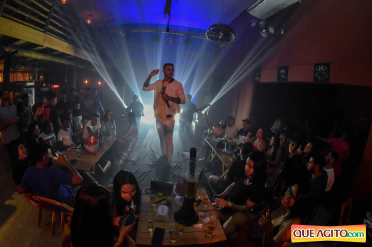 Julio Cardozzo retorna aos palcos e contagia público da Hot 92
