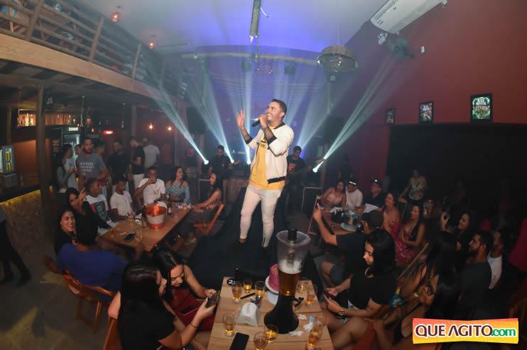 Julio Cardozzo retorna aos palcos e contagia público da Hot 97