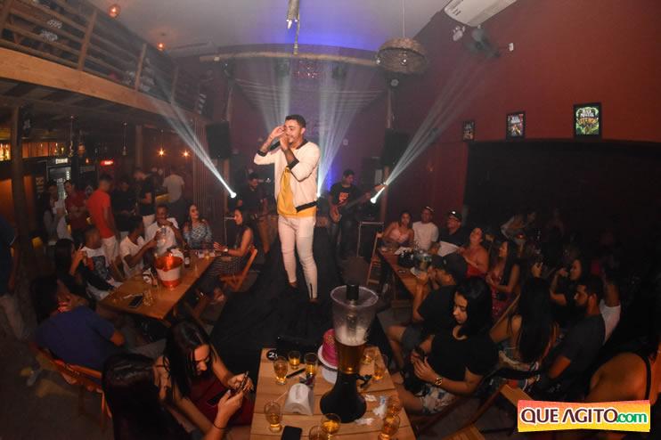 Julio Cardozzo retorna aos palcos e contagia público da Hot 96