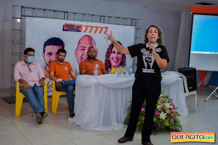 Adriano Cardoso anuncia candidatura a vereador de Eunápolis 100