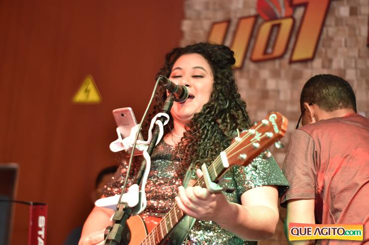 Eunápolis: Muita música boa com Fabiano Araújo e Juliana Amorim na Hot 41