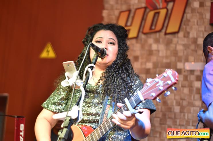 Eunápolis: Muita música boa com Fabiano Araújo e Juliana Amorim na Hot 24