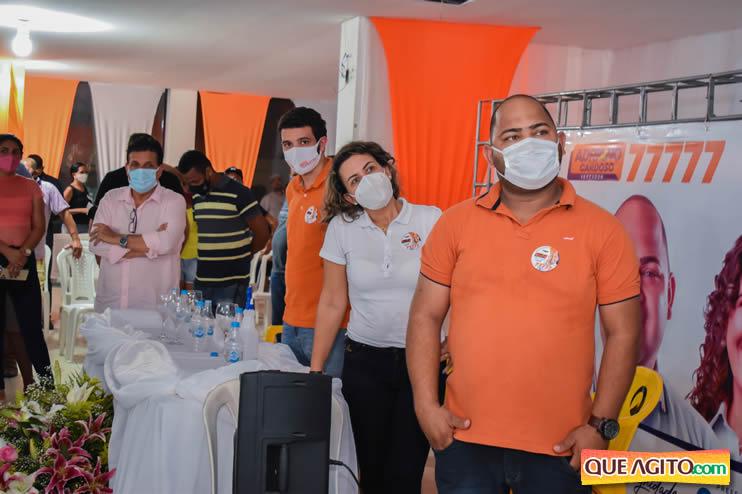 Adriano Cardoso anuncia candidatura a vereador de Eunápolis 123