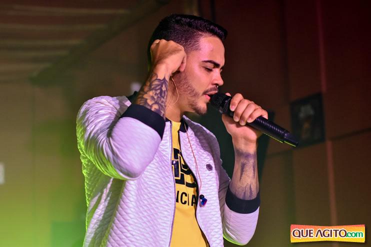Julio Cardozzo retorna aos palcos e contagia público da Hot 126