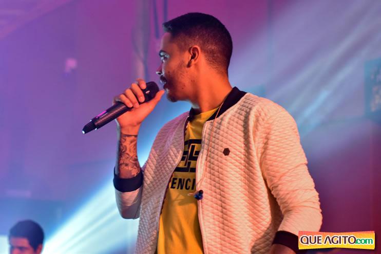 Julio Cardozzo retorna aos palcos e contagia público da Hot 128