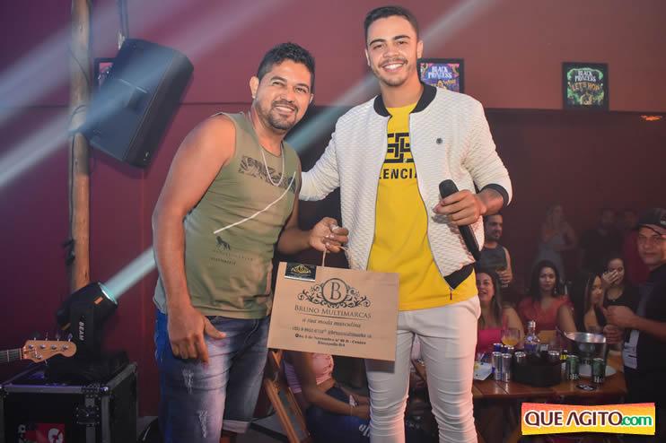 Julio Cardozzo retorna aos palcos e contagia público da Hot 132