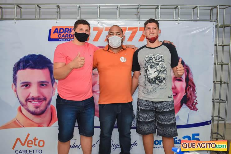 Adriano Cardoso anuncia candidatura a vereador de Eunápolis 141