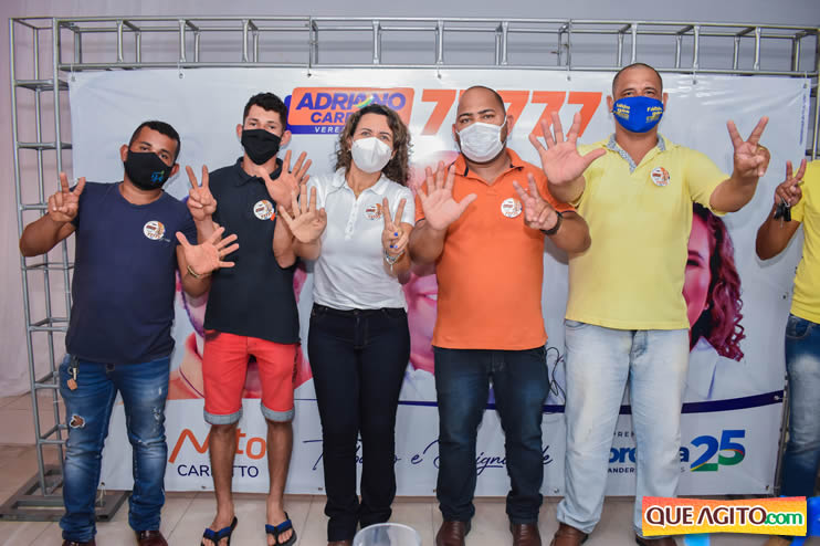 Adriano Cardoso anuncia candidatura a vereador de Eunápolis 143