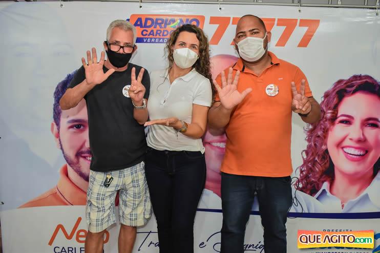 Adriano Cardoso anuncia candidatura a vereador de Eunápolis 148
