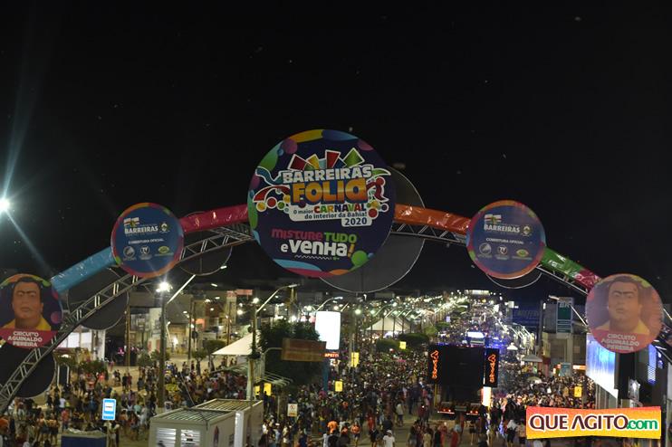 Vinny Nogueira arrasta multidão no domingo de Carnaval no Barreiras Folia 2020 31