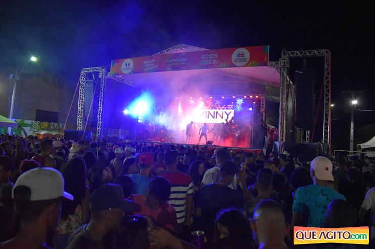 Simplesmente fantástico o show de Vinny Nogueira no Carnaval de São Félix do Coribe 2020 83