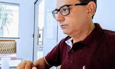 Jairo Azevedo será o novo secretário de finanças, anuncia a prefeita Cordélia. 46