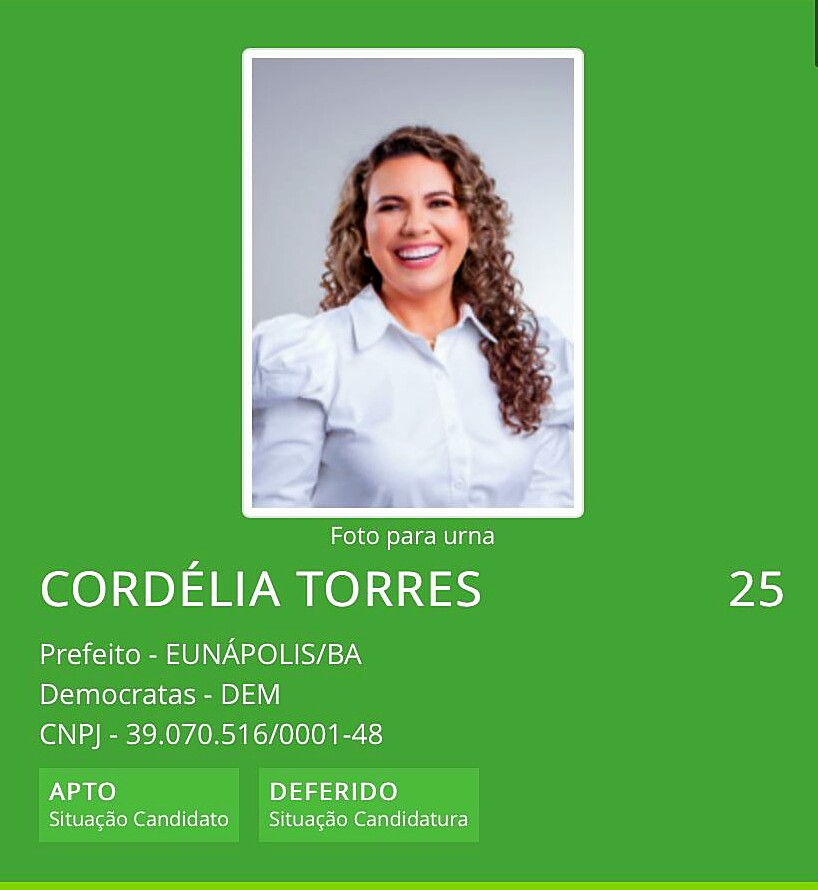 É DEFINITIVO: Juiz Eleitoral considera Cordélia apta para concorrer ao cargo de prefeita 28