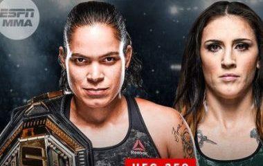 Defesa do cinturão peso-pena de Amanda Nunes contra Megan Anderson é remarcada 19