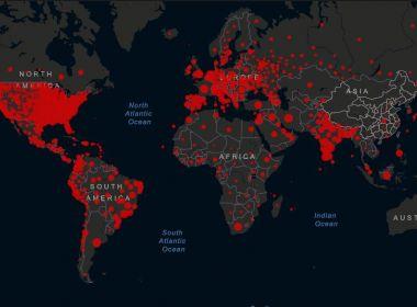 Covid-19 infectou 66,6 milhões e matou 1,5 milhão no mundo 18