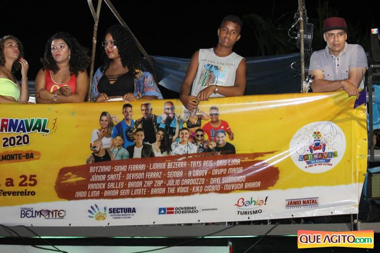 Muita animação e diversão na segunda noite Carnaval de Belmonte 2020 58