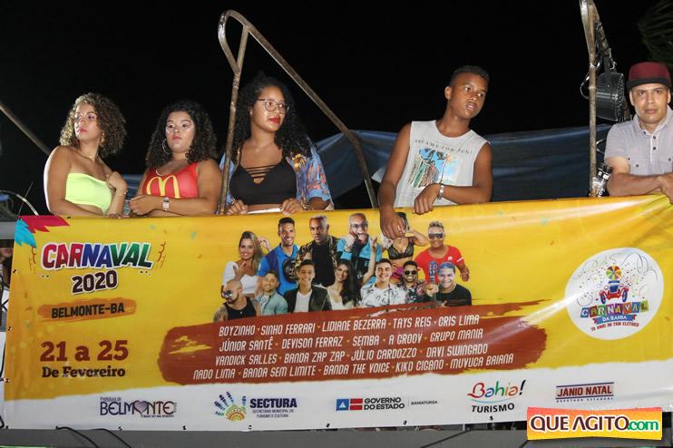 Muita animação e diversão na segunda noite Carnaval de Belmonte 2020 59
