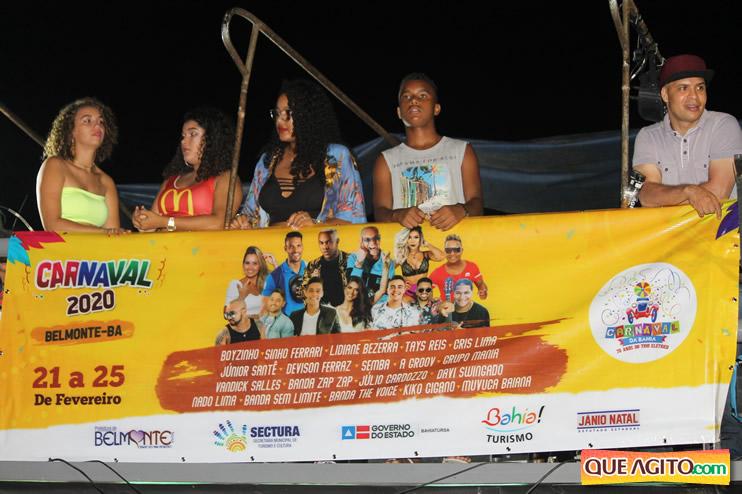 Muita animação e diversão na segunda noite Carnaval de Belmonte 2020 62