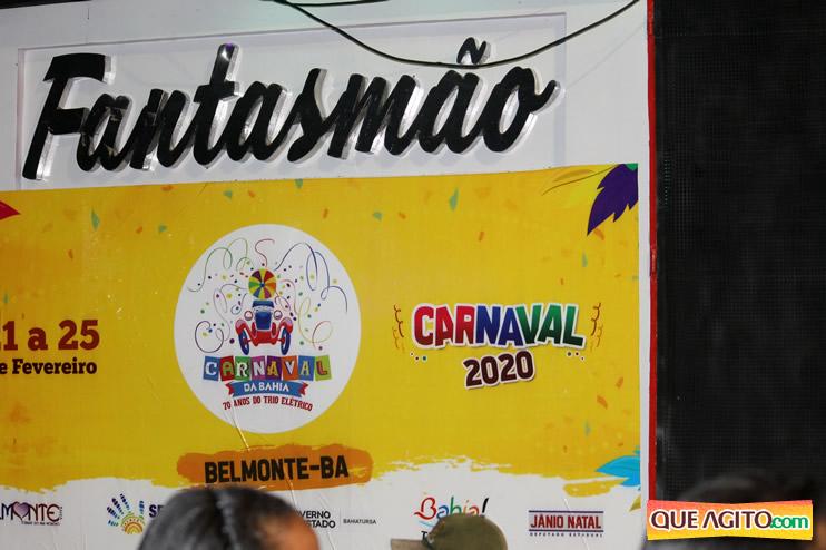 Muita animação e diversão na segunda noite Carnaval de Belmonte 2020 64