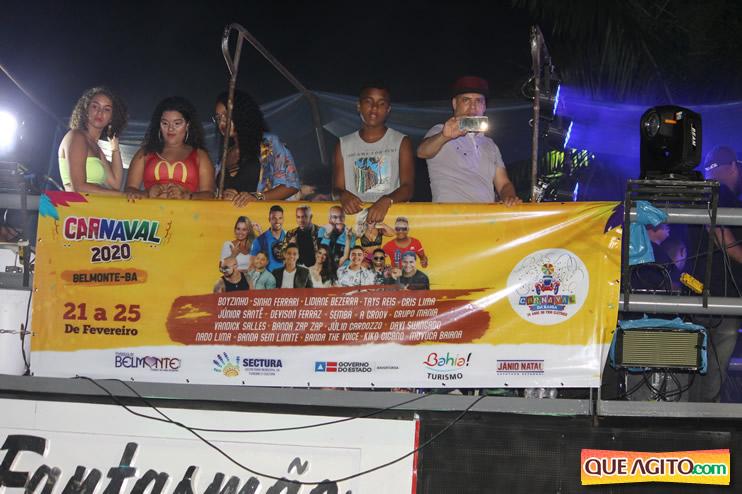 Muita animação e diversão na segunda noite Carnaval de Belmonte 2020 70