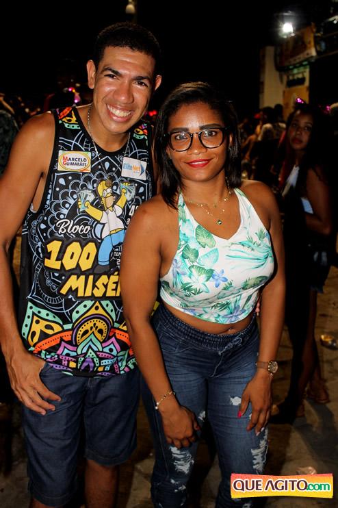Muita animação e diversão na segunda noite Carnaval de Belmonte 2020 121