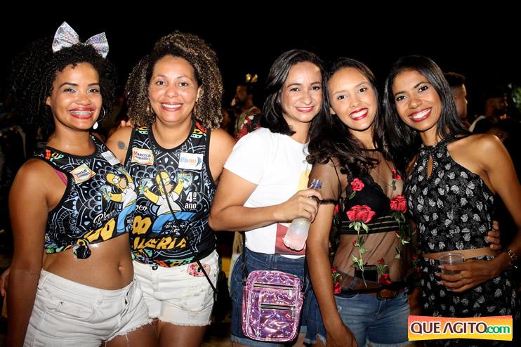 Muita animação e diversão na segunda noite Carnaval de Belmonte 2020 137