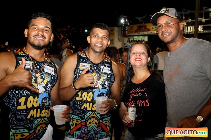 Muita animação e diversão na segunda noite Carnaval de Belmonte 2020 140
