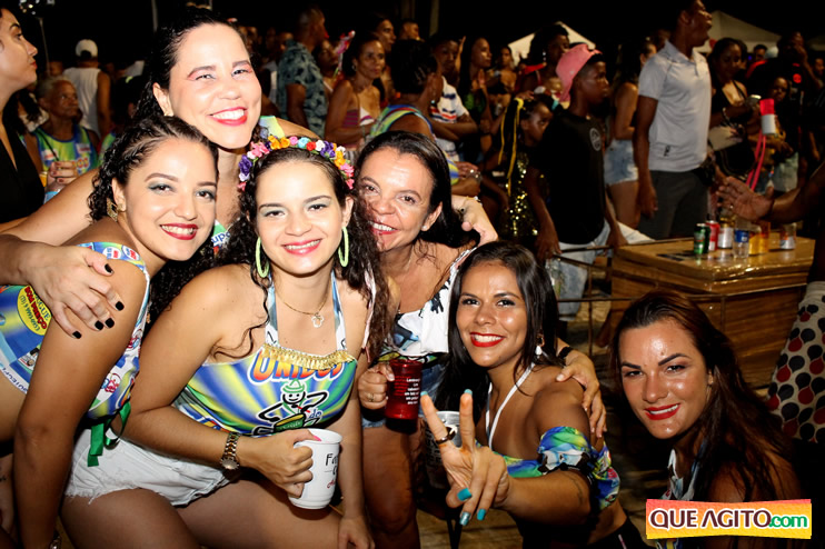 Muita animação e diversão na segunda noite Carnaval de Belmonte 2020 185